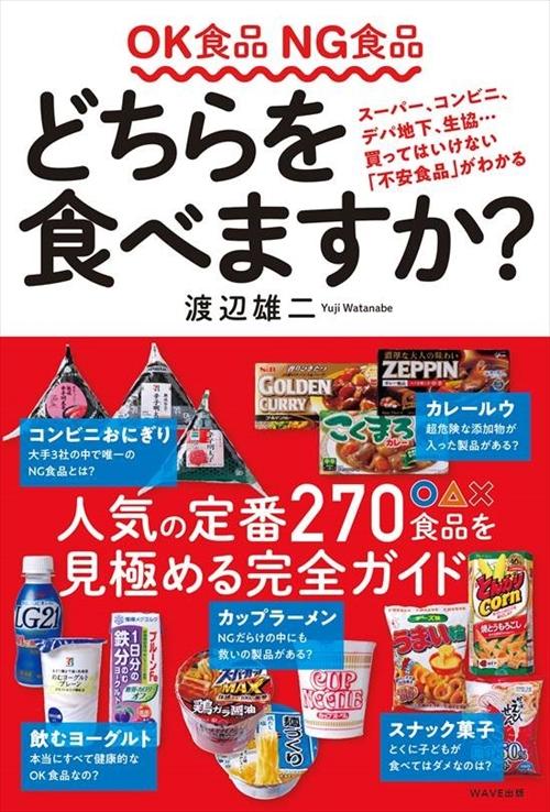 OK食品 NG食品 どちらを食べますか?
